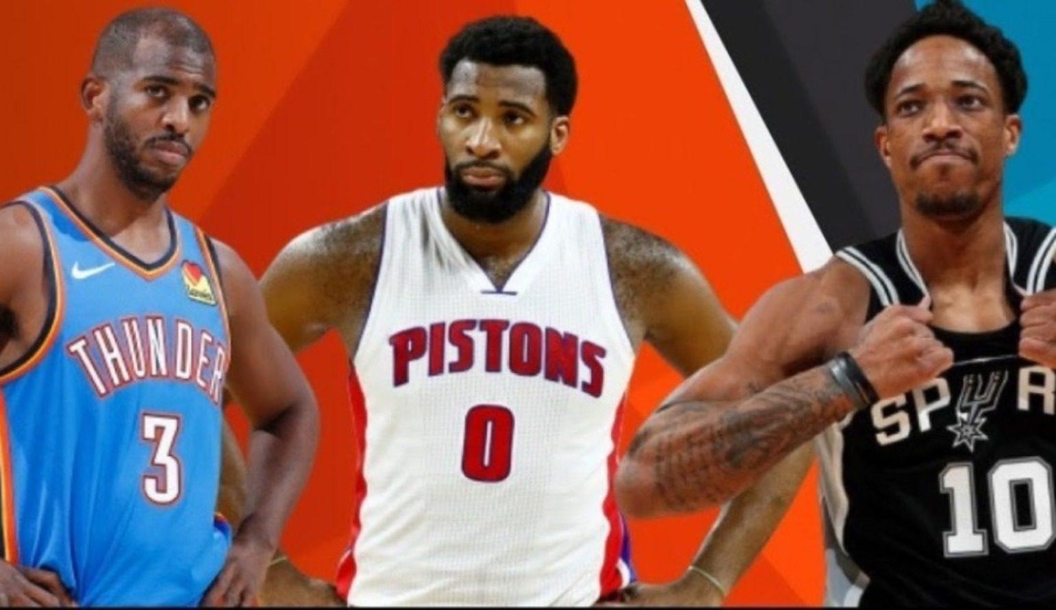 La lista de jugadores que pueden ser traspasados en la NBA