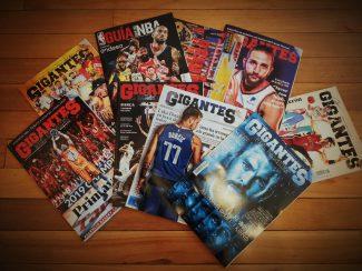 Encuesta: Buscamos la portada del año. ¿Cuál es tu Gigantes favorita de 2019?