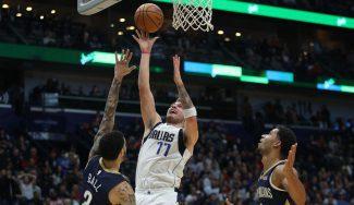Cómo y dónde ver el Mavericks – Pelicans, el partidazo del NBA Saturdays