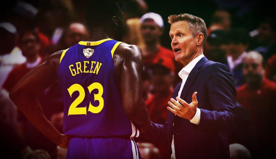 Steve Kerr - Entrenadores NBA