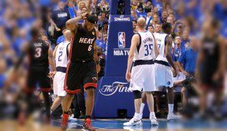 El LeBron más sincero: habla claro sobre lo que sintió en las Finales de 2011