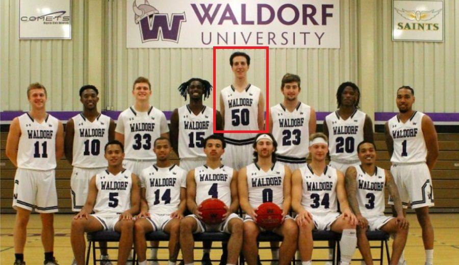 Gabriel Muñoz, un 2'22 madrileño en los Warriors de Waldorf