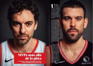 Pau y Marc Gasol, ejemplos de cómo trascender el deporte, protagonizan la nueva campaña de Nike