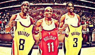 Los hermanos que han hecho historia en la NBA. Juntos en una misma pista