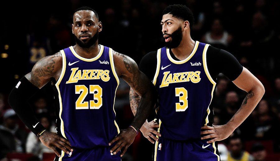 Los Angeles Lakers, lanzados: llevan 14 victorias seguidas fuera de casa y dominan el Oeste
