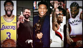 Los cinco momentos NBA de 2019, según Antonio Gil