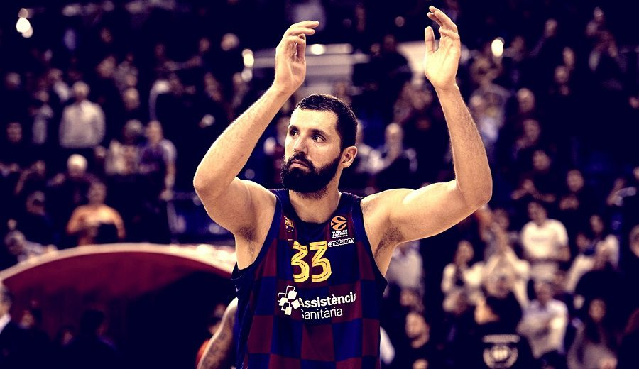 Nikola Mirotic amplía su contrato con el Barcelona hasta 2025