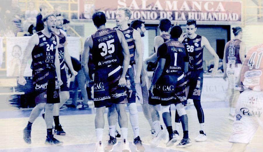 El Tormes de Salamanca y su monstruoso dato que sorprende en la Liga EBA (Vídeo)