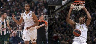 El Real Madrid vuelve a ganar en el OAKA: Randolph y Tavares ajustician
