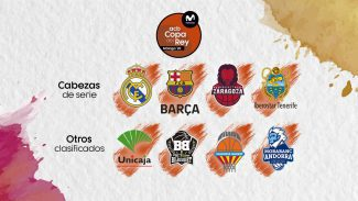 ¡No habrá Madrid-Barça en la final! Definidos los cruces de la Copa del Rey de Málaga