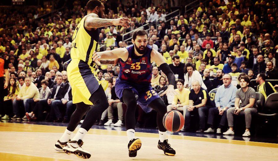 El Barça Basket vuelve a la senda de la victoria ganando en Turquía