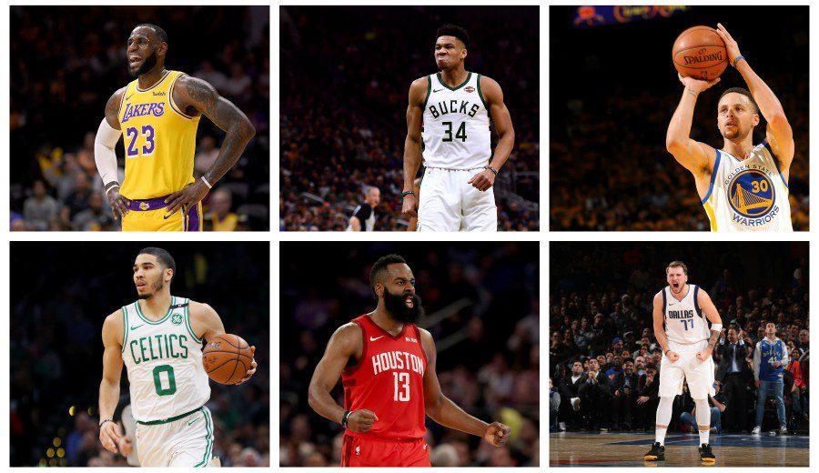 Así está la lista: recuento de las camisetas que más se venden en la NBA
