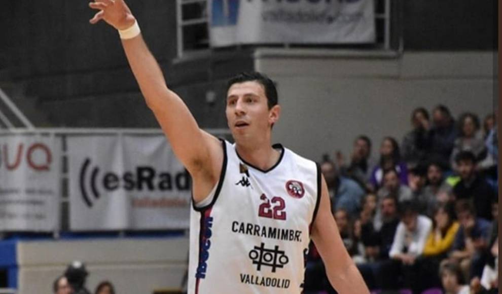 Sergio de la Fuente, el MVP de la casa que hace soñar al Carramimbre Valladolid