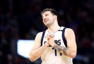 Otra histórica noche para Doncic: Triple-doble precoz en la NBA e inédito en los Mavs