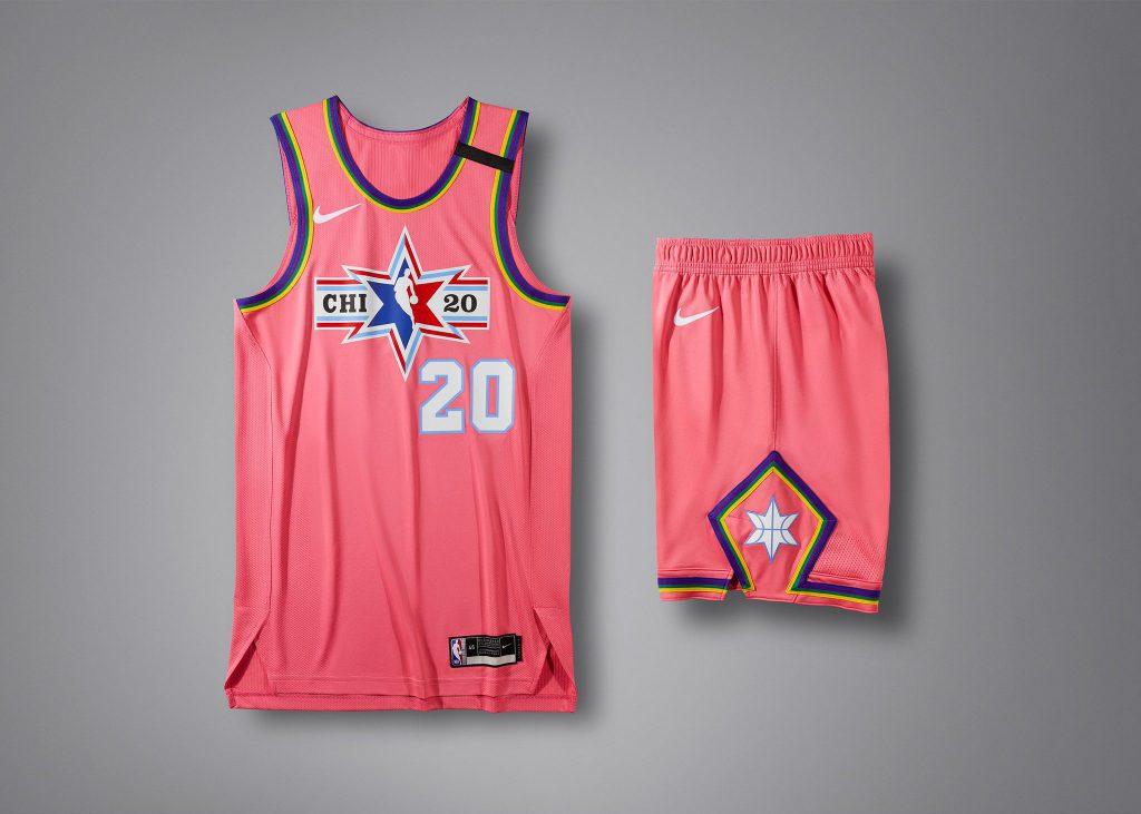 Camiseta para el All-Star NBA 2020