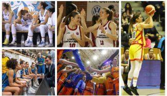 Entramos en la fase decisiva: el camino de todos los equipos europeos de la Liga Femenina Endesa