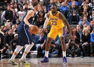 ¡Tercer recuento! LeBron James y Luka Doncic lideran las votaciones para el All-Star
