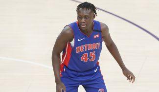 Es novato, francés y empieza a destacar en los Pistons: Sekou Doumbouya
