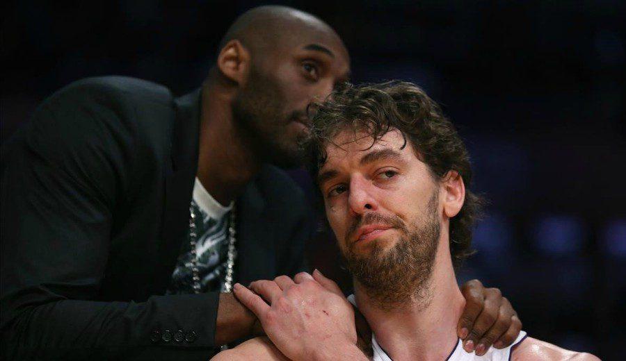 Las reacciones al adiós de Kobe: Odom, Gasol, Jordan, O'Neal…