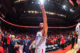 ¿Regresa la mejor versión de Marc en ataque? Iguala su récord de triples en la NBA con un impecable 85%…