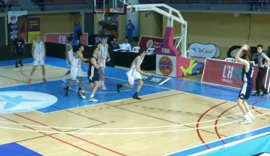 ¡Game-winner en el Torneo de Hospitalet! La Penya cae la Academia NBA de Australia de esta manera (Vídeo)