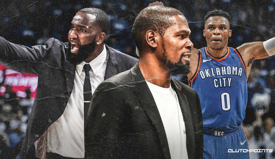 ¿Qué ha pasado entre Perkins y Durant? Te explicamos el pique