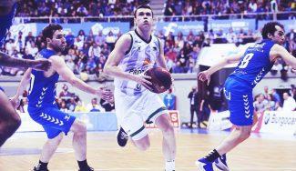 Nenad Dimitrijevic bate sus récords en la Liga Endesa en un momento crucial