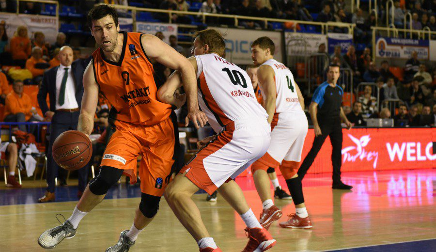 El ex ACB Sekulic se retira y será ayudante de la selección de Montenegro