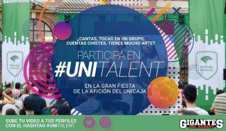 Apúntate al Unitalent, el nuevo concurso del Unicaja de Málaga
