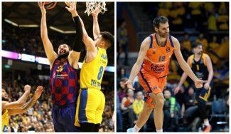 Tercera derrota seguida del Barça y nuevo éxito del Valencia Basket