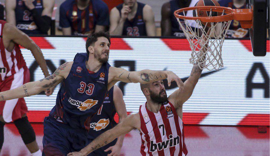 El Baskonia cae en Grecia y se aleja de las posiciones de playoffs en la Euroliga
