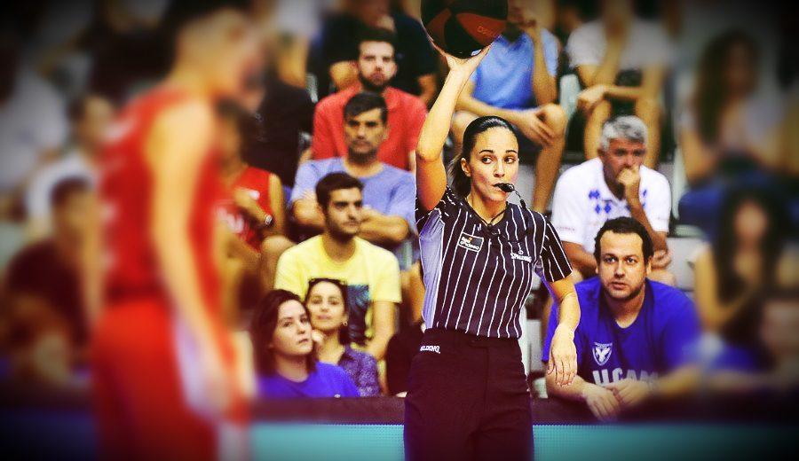 """Yasmina Alcaraz: """"El baloncesto respeta mucho y está favoreciendo a la mujer"""""""