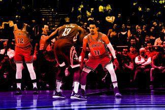 Un duelo para la historia de la NBA. Young y Harden firman un triple-doble único.. (Vídeo)
