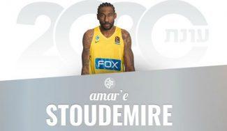 Amar'e Stoudemire ficha por Maccabi y debutará en Euroliga. ¿Qué había sido de él?