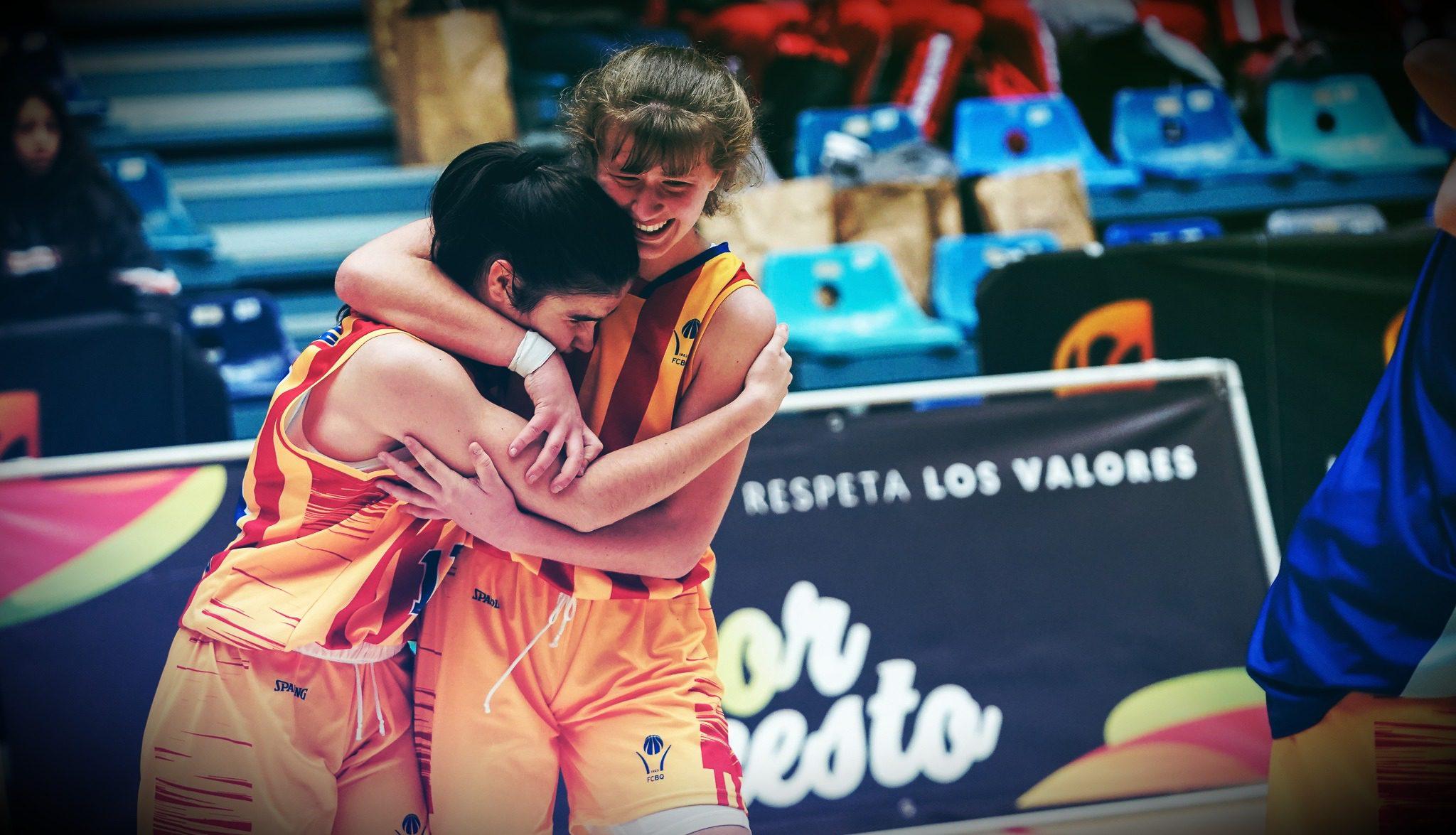 Conoce a Marina Asensio, uno de los grandes talentos de futuro del baloncesto femenino nacional