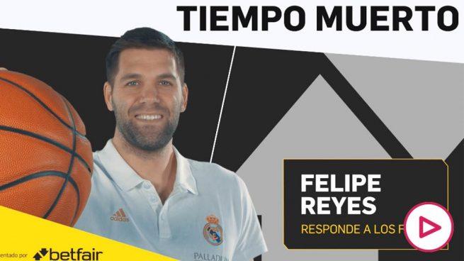 Felipe Reyes contesta a aficionados: motes, origen y anécdotas de la plantilla