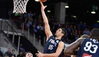 La lista de Francia para la primera ventana FIBA, con Bouteille y Toupane