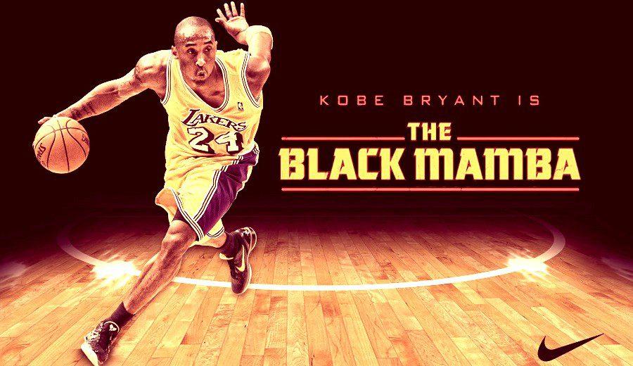 Cuando Kobe Bryant se convirtió en 'La Mamba Negra'