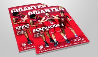 Descubre los contenidos de la nueva revista Gigantes, la de febrero