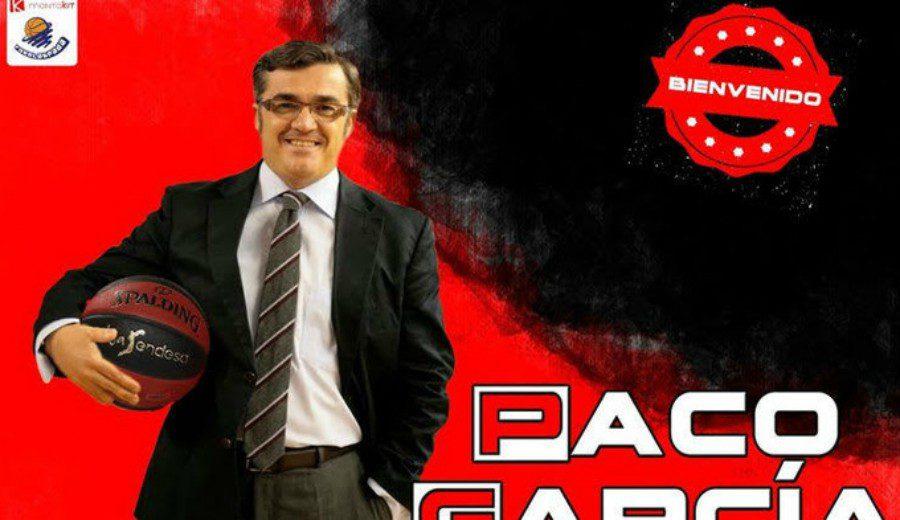 Montakit Fuenlabrada tiene nuevo entrenador para sustituir a Jota: llega Paco García