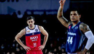 Al borde de la gesta: El Baxi Manresa, con 7 jugadores disponibles, cerca de ganar en Turquía