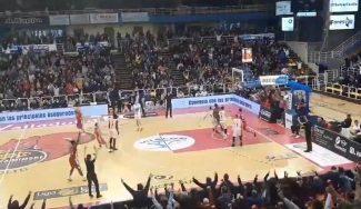 Valladolid celebra: un triple de Leimanis les lleva a la Copa Princesa LEB