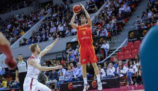 Santi Yusta se rompe con España el ligamento cruzado anterior de la rodilla izquierda