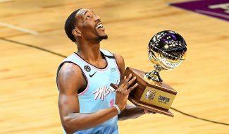 Bam Adebayo da la sorpresa y gana el 'Concurso de Habilidades' del All-Star (Vídeo)