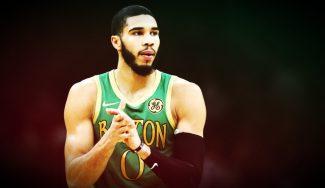 La explosion de Jayson Tatum con los Celtics, en números