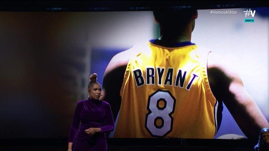 Los emotivos homenajes a Kobe Bryant, como previa al All-Star Game (Vídeo)