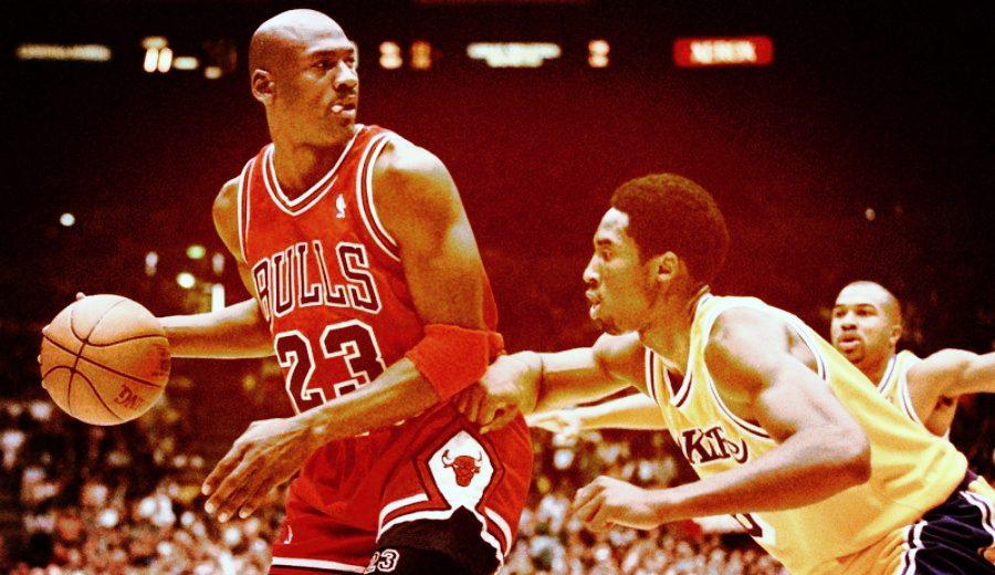 Así recordaba Kobe Bryant su primer cara a cara con Michael Jordan