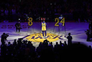El discurso de LeBron en castellano hacía Kobe: «Nunca te olvidaremos» (Vídeo)