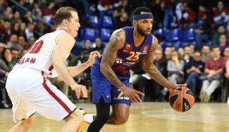 Un descomunal Malcolm Delaney da la victoria al Barça Basket