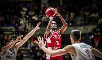McFadden y Shermadini, verdugos de la Serbia de Kokoskov: triplazo decisivo del jugador del Burgos
